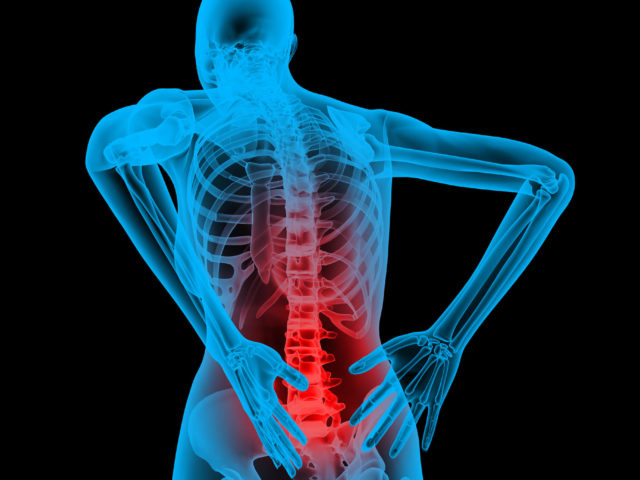 Free Online Chronic Spine Pain Training Course Announced
